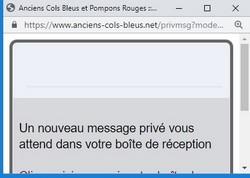 Notifications pour rien 1145
