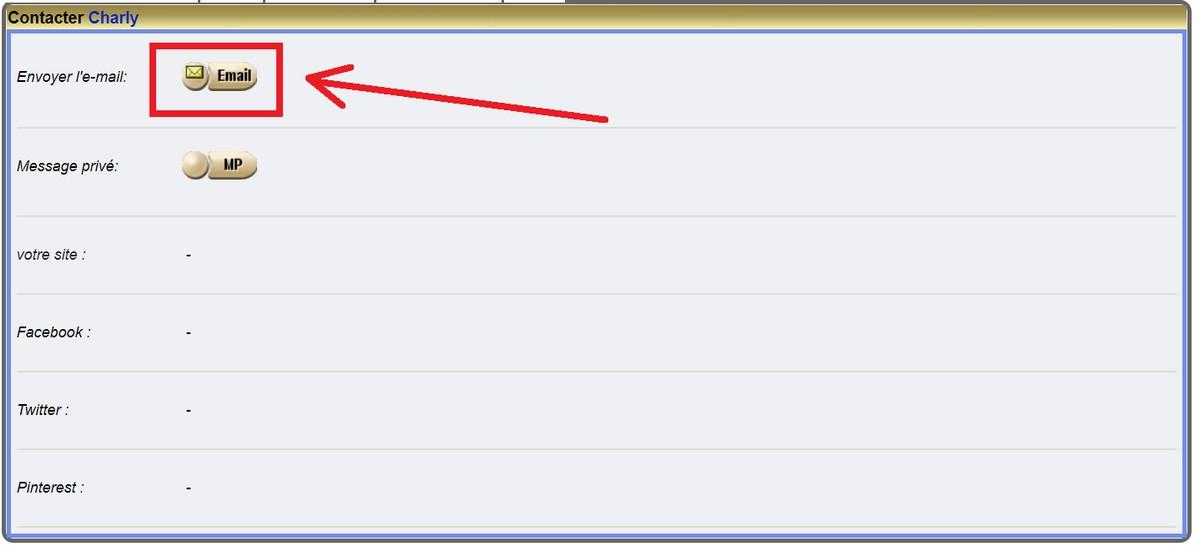 Impossible d'envoyer des mails 1205