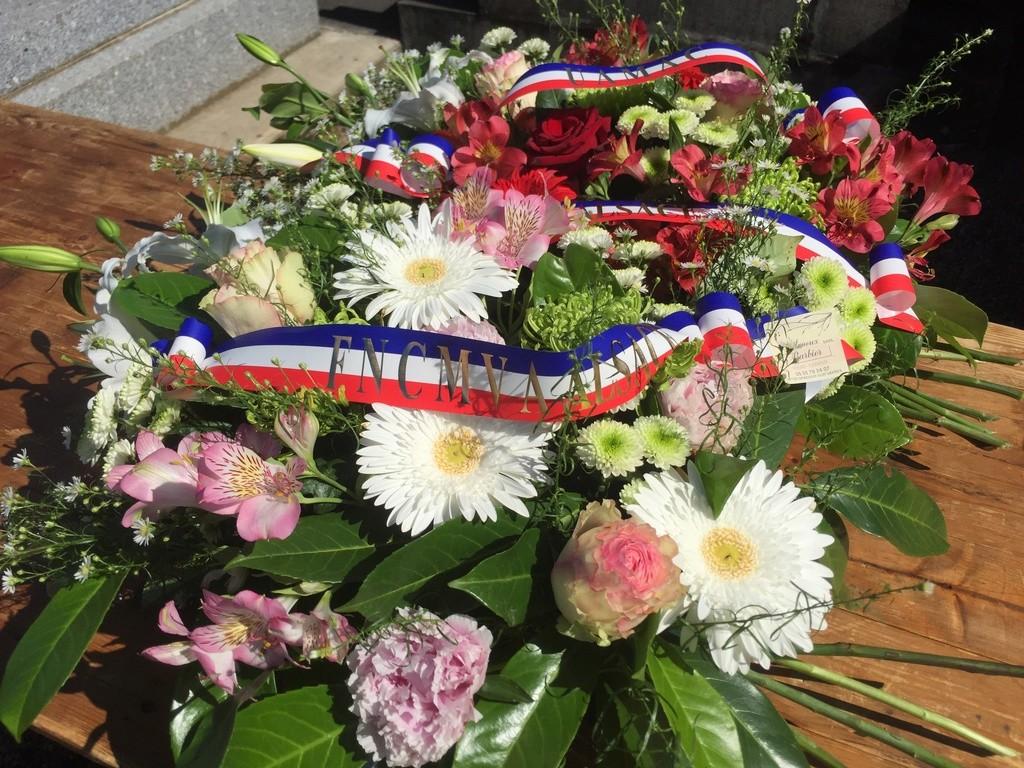 74ème cérémonie de commémoration du massacre d'Oradour-sur-Glane 1210