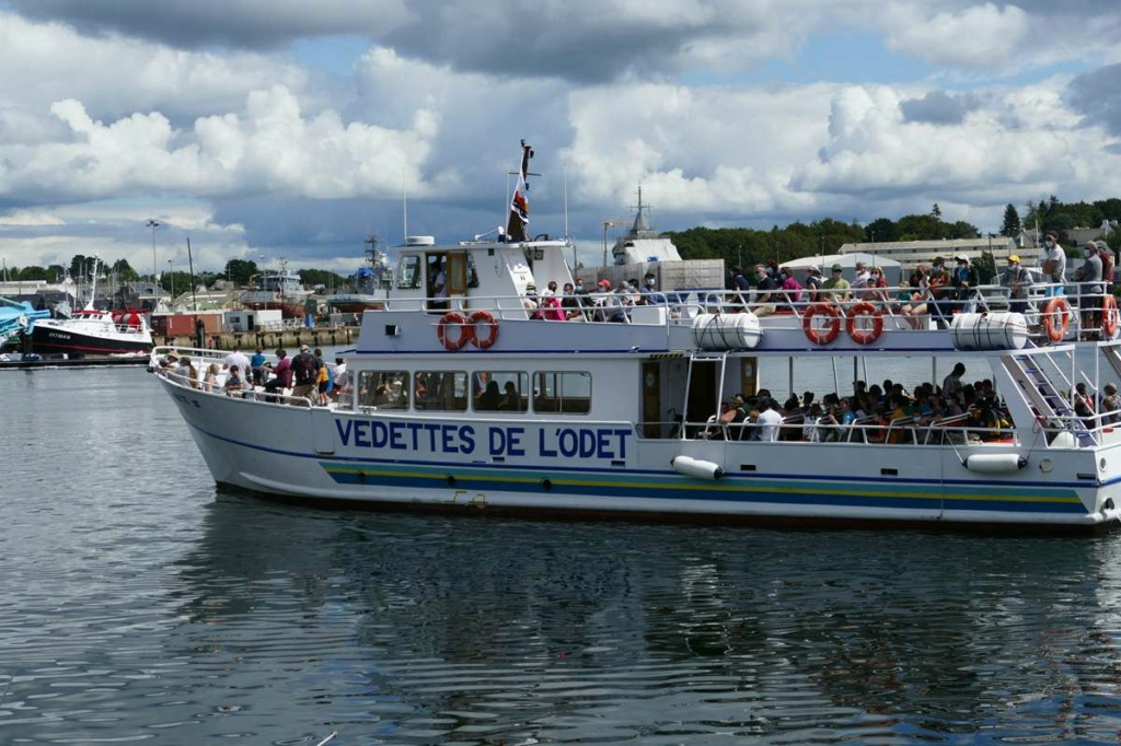 [Vie des ports] LE PORT DE CONCARNEAU - Volume 006 - Page 22 12823