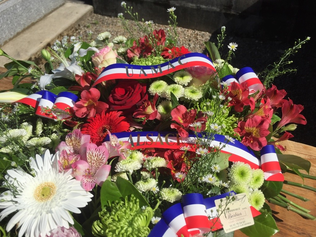 74ème cérémonie de commémoration du massacre d'Oradour-sur-Glane 1310
