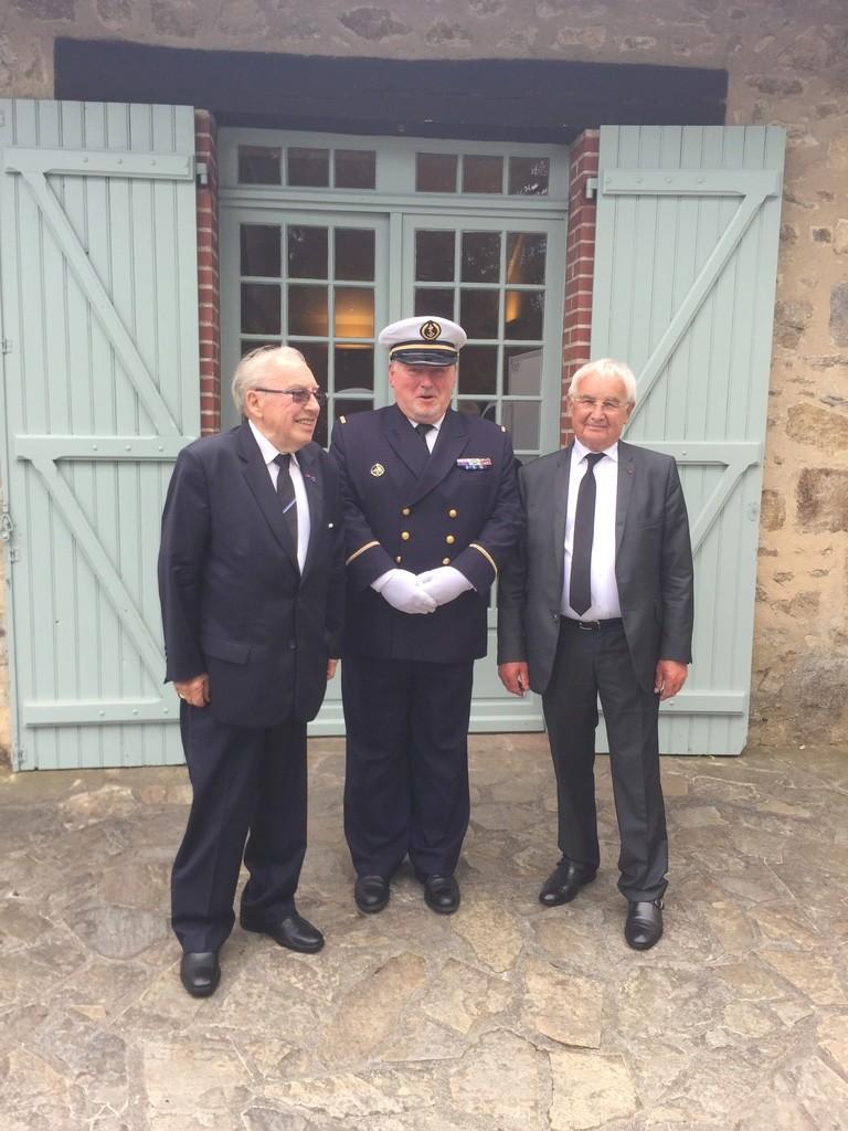 74ème cérémonie de commémoration du massacre d'Oradour-sur-Glane 1610