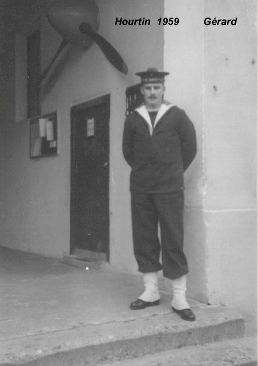 [ Blog visiteurs ] Recherche des camarade de mon père Gérard Journée 164