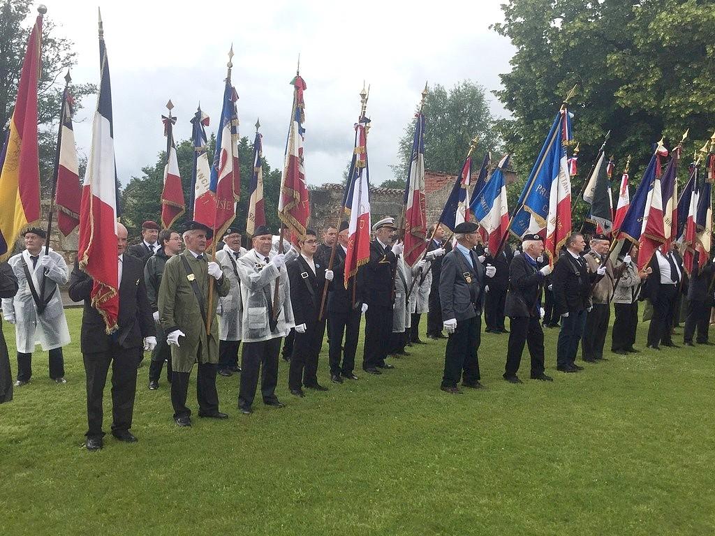 74ème cérémonie de commémoration du massacre d'Oradour-sur-Glane 1812