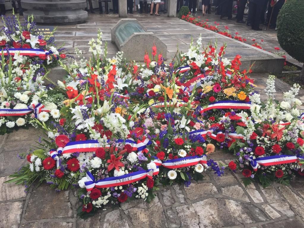74ème cérémonie de commémoration du massacre d'Oradour-sur-Glane 1912