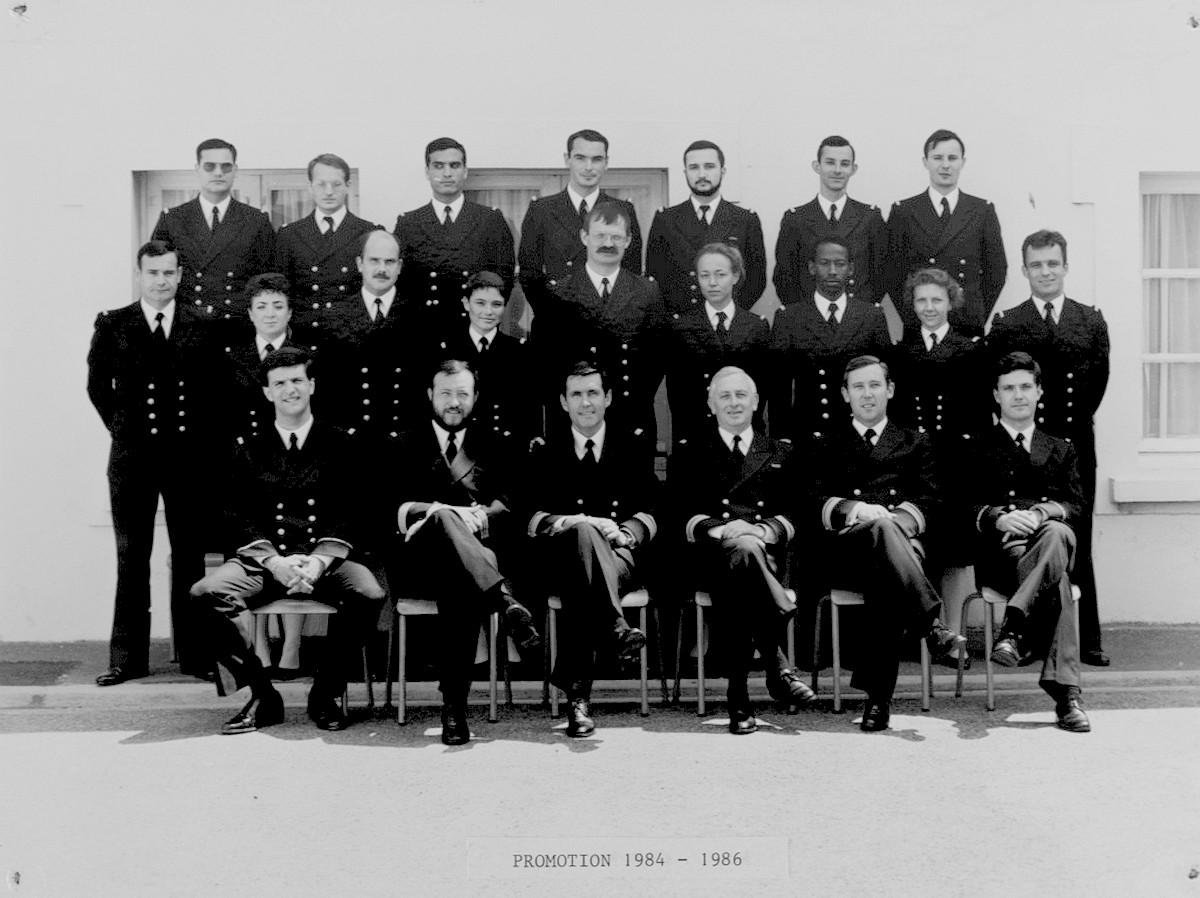 École d'administration de la Marine 1984-110