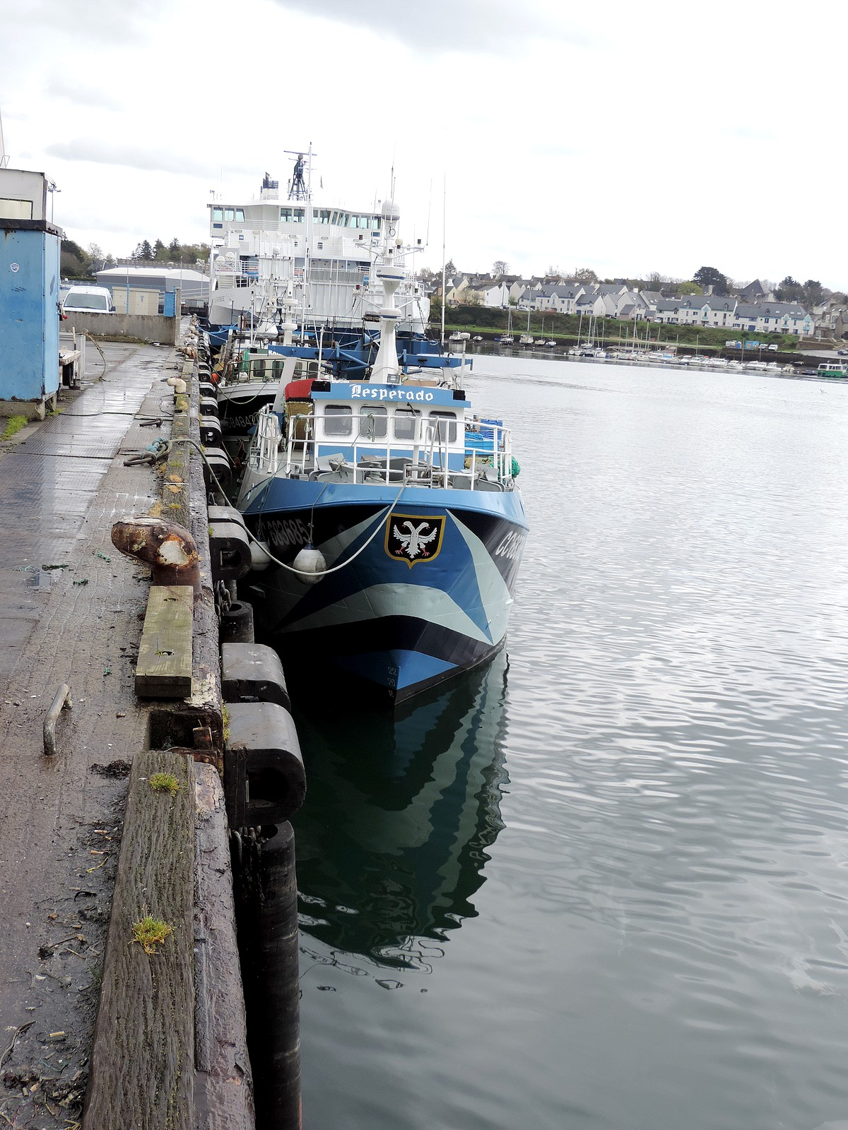 [Vie des ports] LE PORT DE CONCARNEAU - Volume 006 - Page 14 20190436