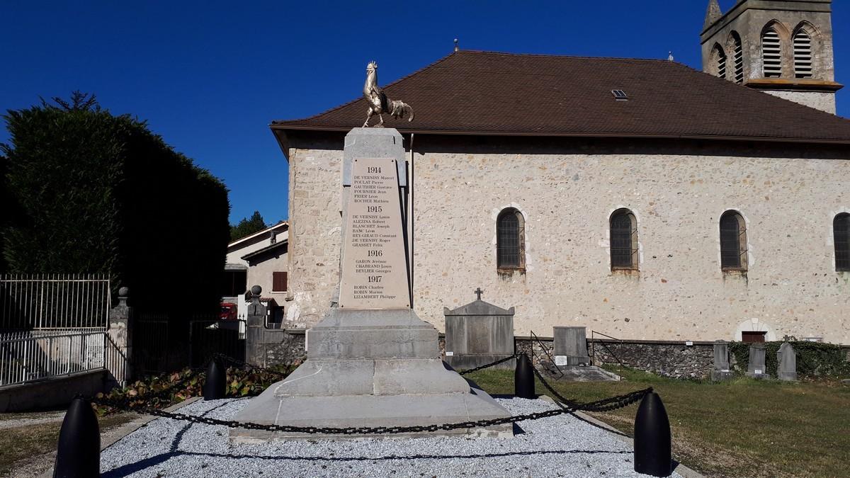 [ Histoires et histoire ] Monuments aux morts originaux Français Tome 2 - Page 15 20200223