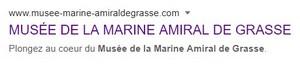 Musée de la Marine Amiral de Grasse 3134