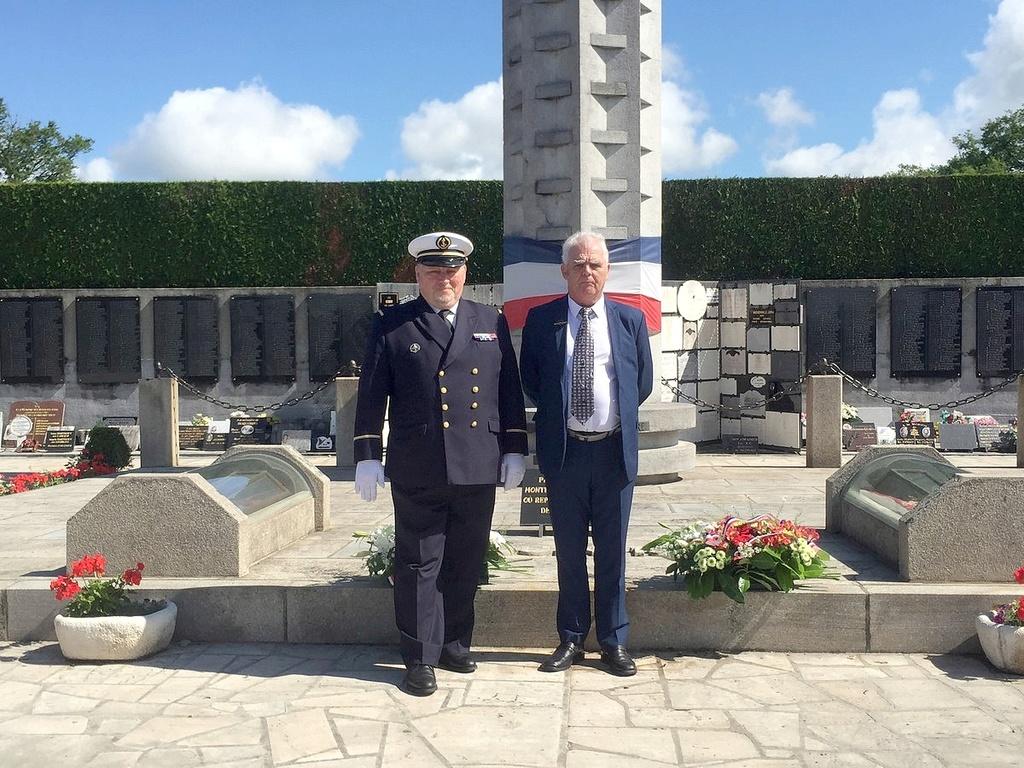 74ème cérémonie de commémoration du massacre d'Oradour-sur-Glane 711