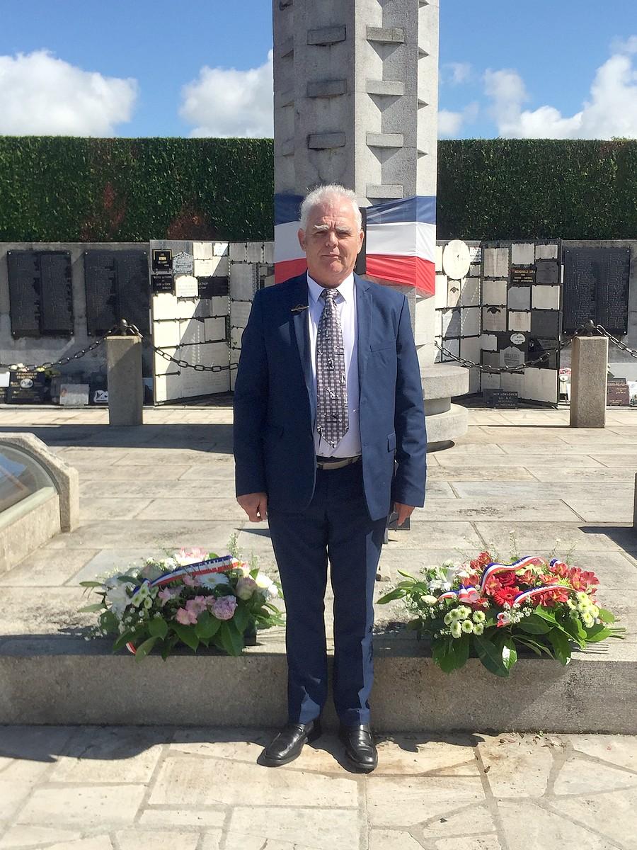 74ème cérémonie de commémoration du massacre d'Oradour-sur-Glane 911