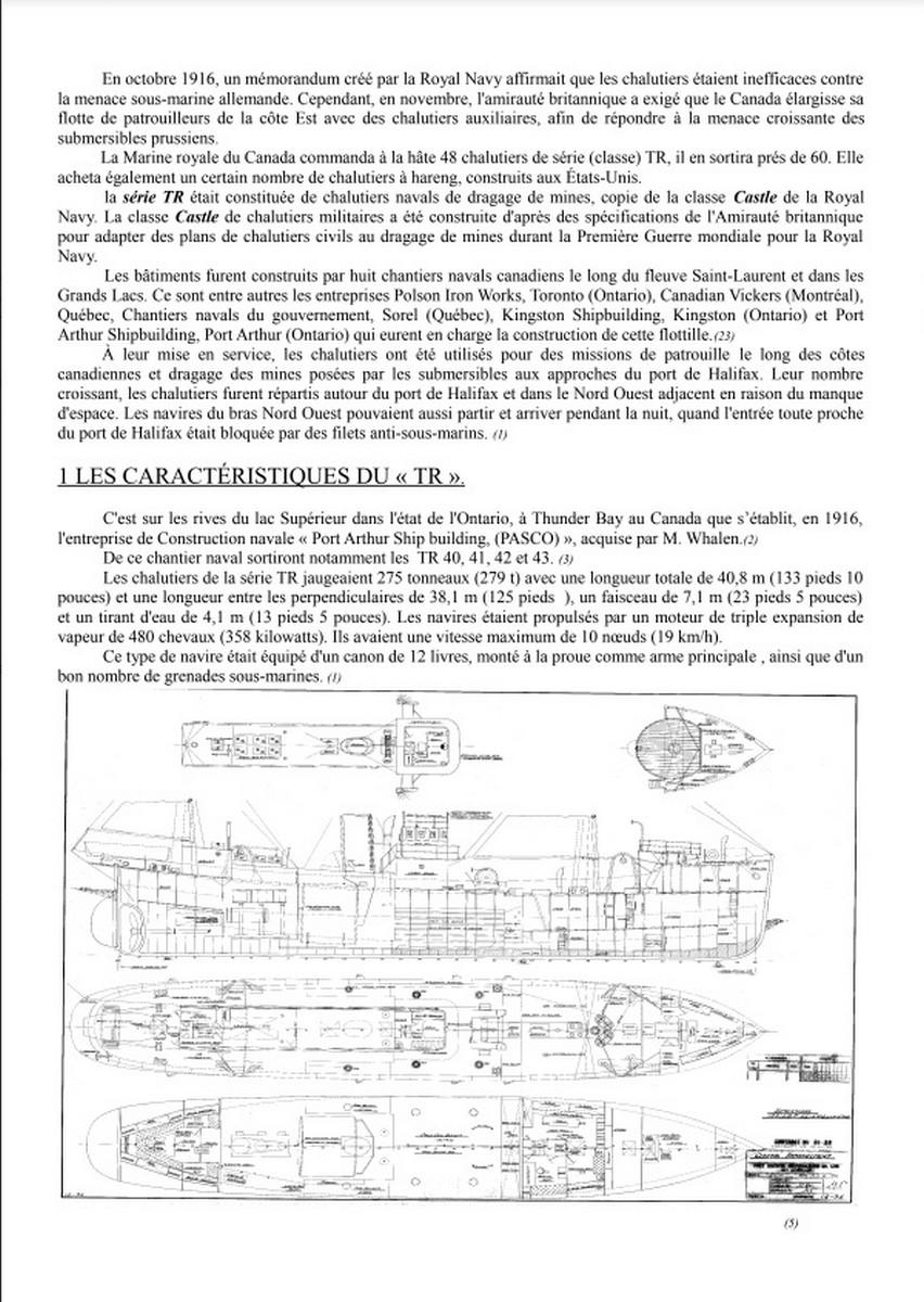 [ Histoires et histoire ] Naufrage du Chalutier Militaire AD 157 Marie-Yette en mars 1940. C31