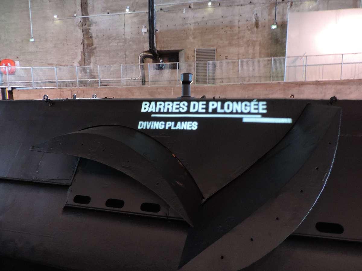 [ Les musées en rapport avec la Marine ] Sous-Marin Espadon (Saint-Nazaire). - Page 2 Dscn2706