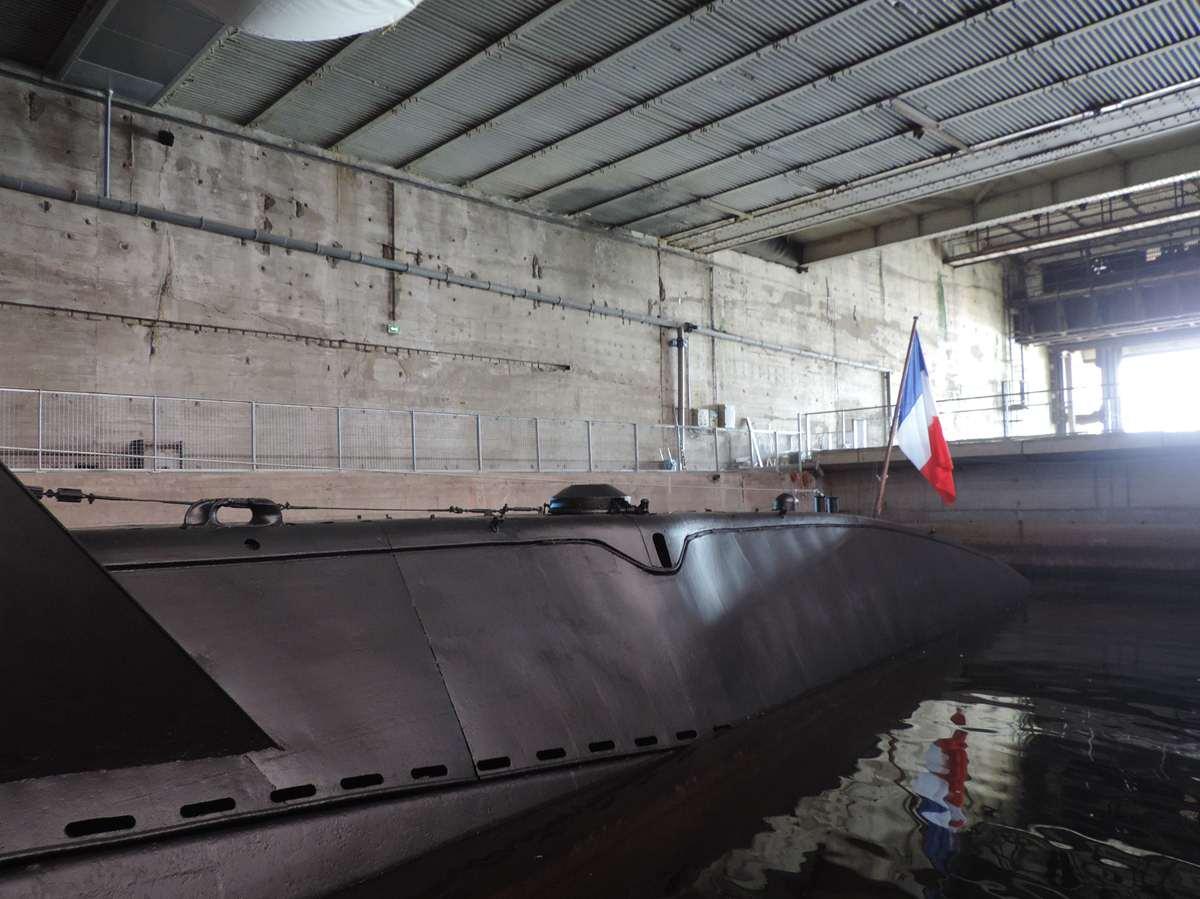 [ Les musées en rapport avec la Marine ] Sous-Marin Espadon (Saint-Nazaire). - Page 2 Dscn2715