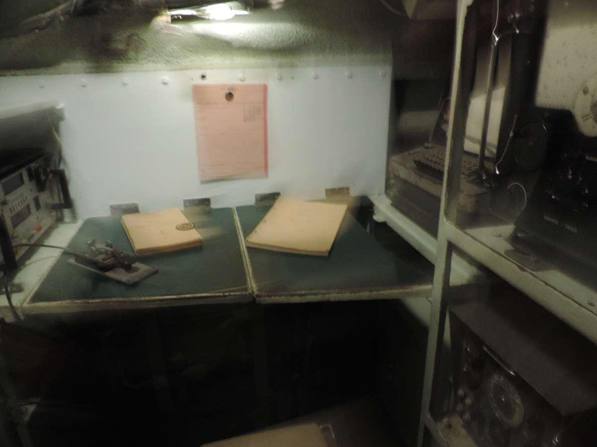 [ Les musées en rapport avec la Marine ] Sous-Marin Espadon (Saint-Nazaire). - Page 2 Dscn2726