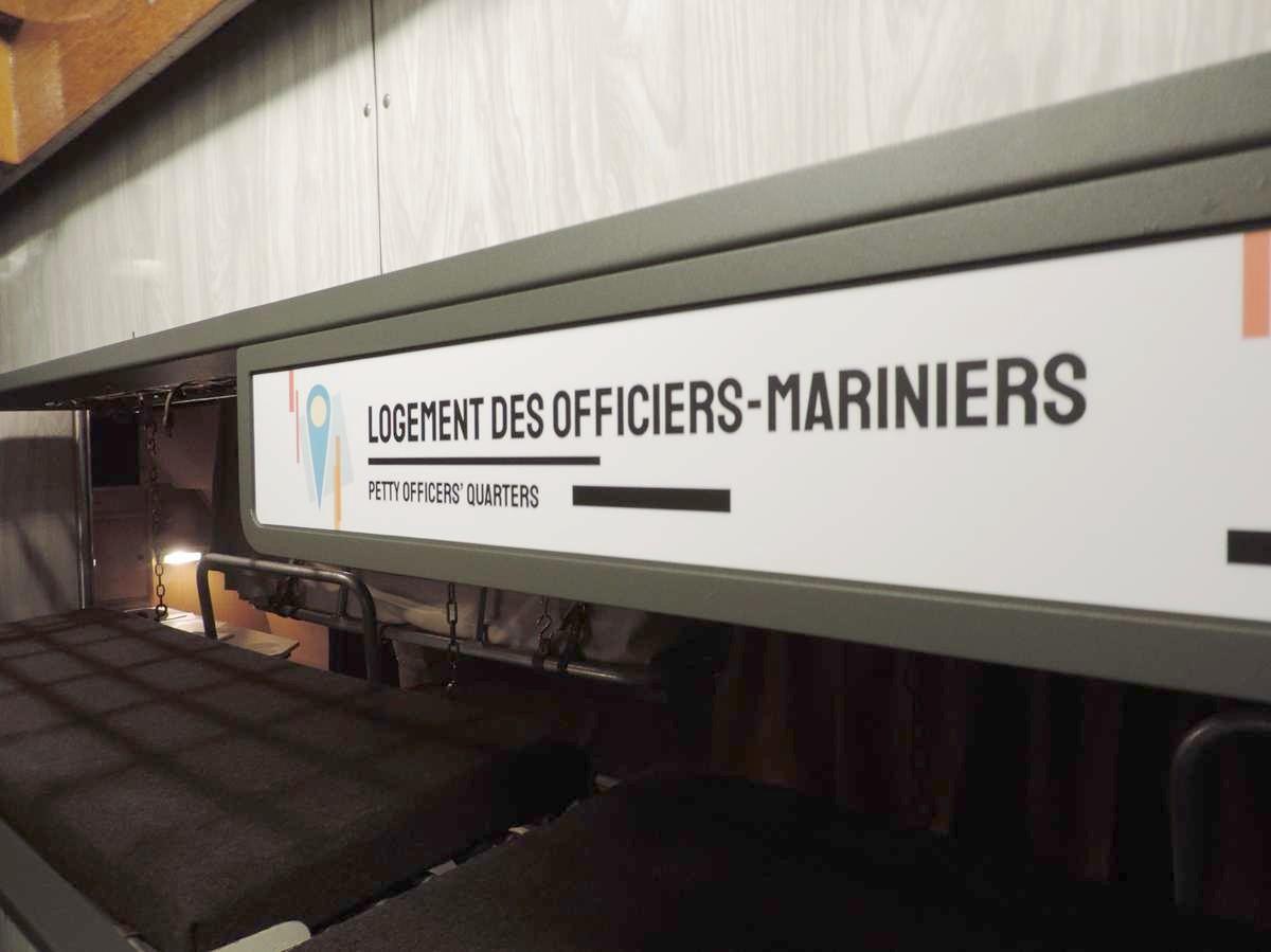 [ Les musées en rapport avec la Marine ] Sous-Marin Espadon (Saint-Nazaire). - Page 2 Dscn2745