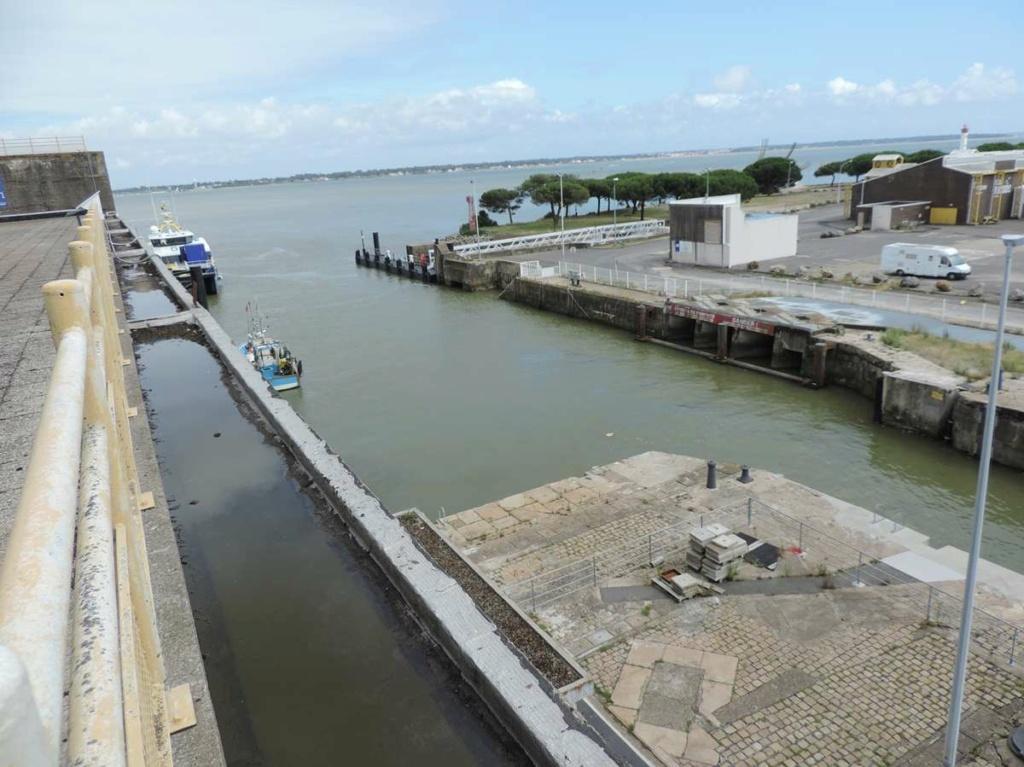 [Vie des ports] Port de Saint Nazaire - Page 8 Dscn2777