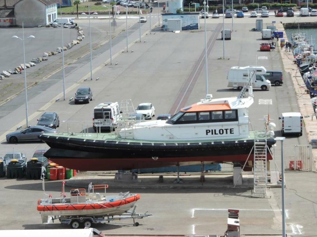 [Vie des ports] Port de Saint Nazaire - Page 8 Dscn2830