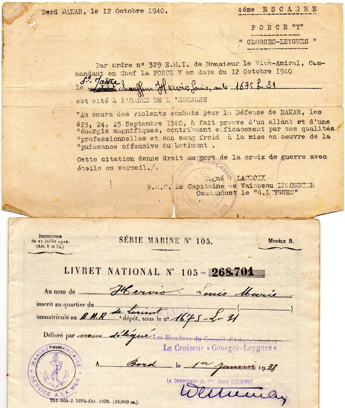 GEORGES LEYGUES (Croiseur) - Page 4 Img00210