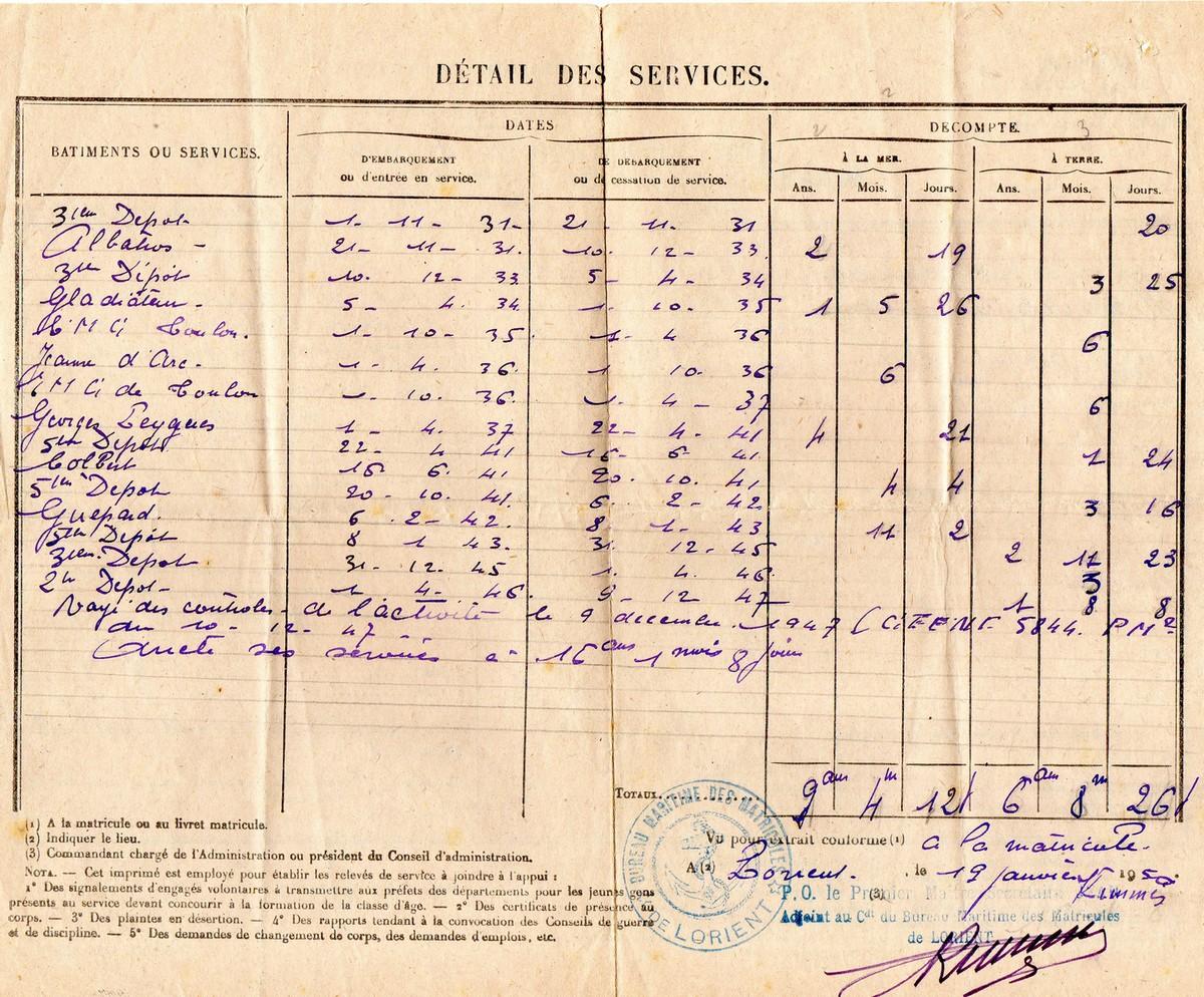 GEORGES LEYGUES (Croiseur) - Page 4 Img00710