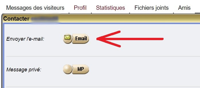 Impossible d'envoyer des emails  Mail13