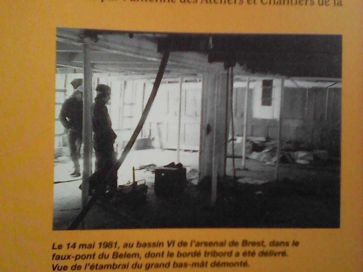 [ Histoire et histoires ] LE BELEM N13