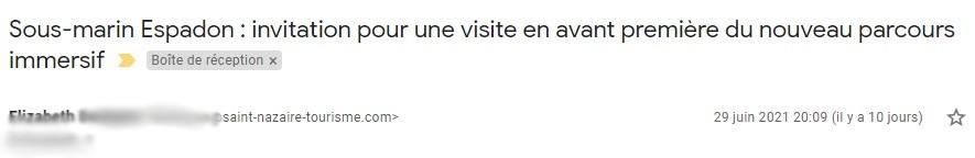 [ Les musées en rapport avec la Marine ] Sous-Marin Espadon (Saint-Nazaire). - Page 2 Sans1025