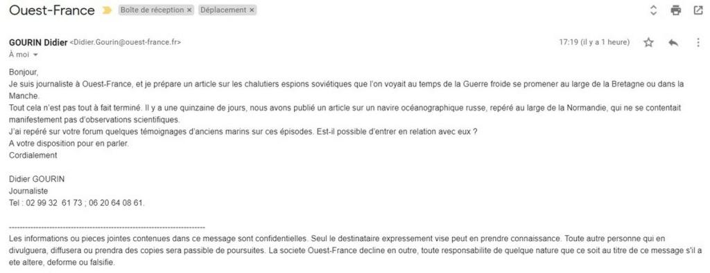 [ Blog visiteurs ] Ouest-France cherche renseignements. Sans1063