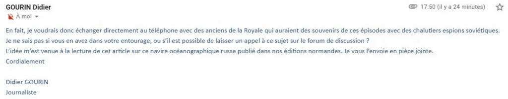 [ Blog visiteurs ] Ouest-France cherche renseignements. Sans1065