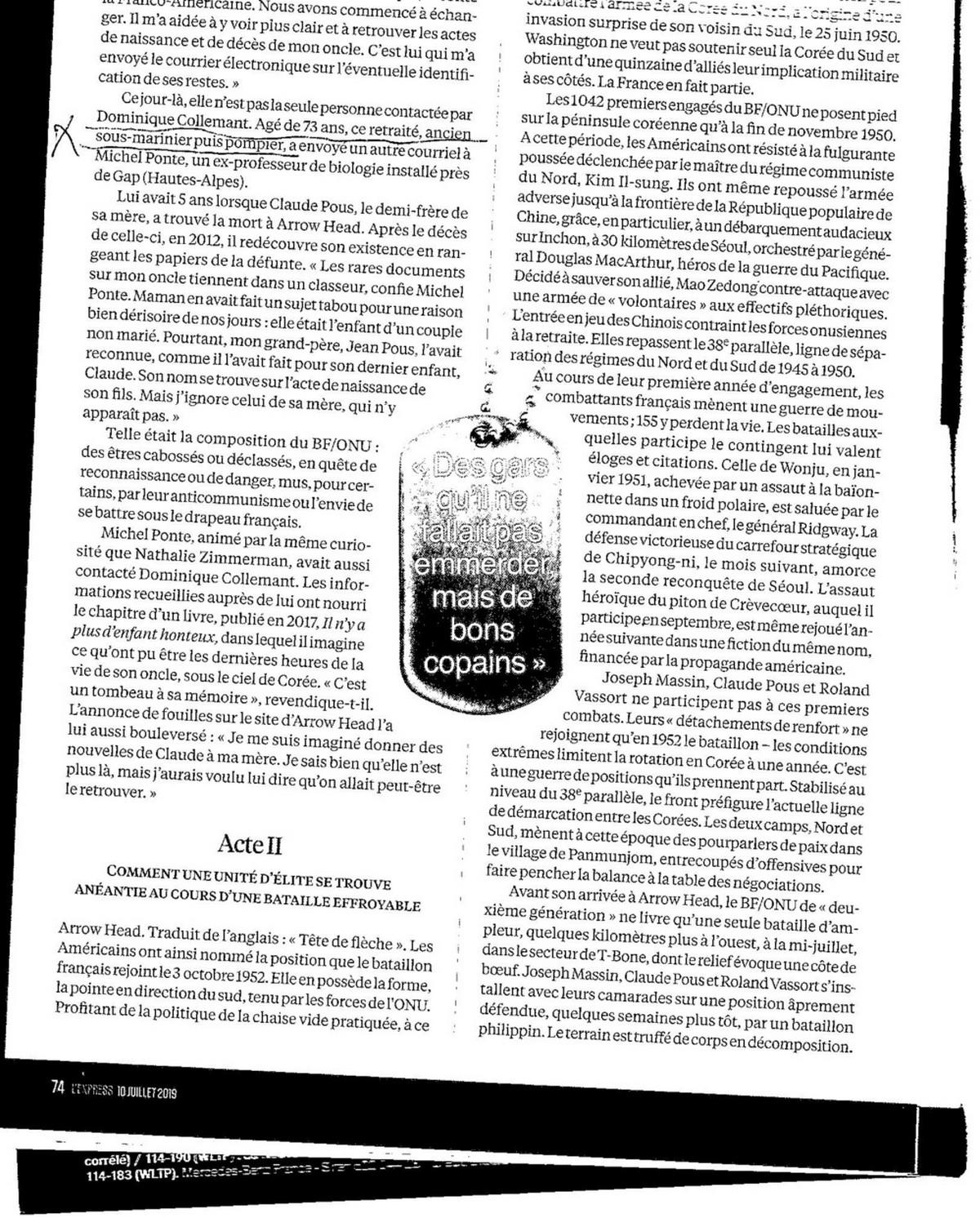 [OPÉRATIONS DE GUERRE] GUERRE DE CORÉE - TOME 2 - Page 13 Scan_a11