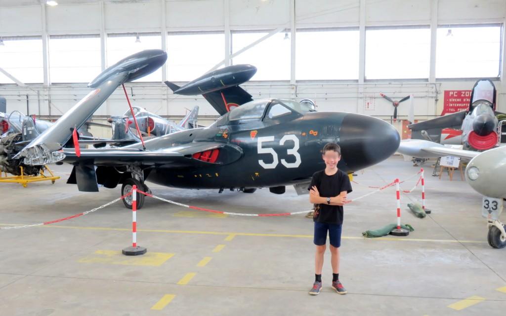 [ Les Musées en rapport avec la Marine ] Musée de l'Aeronautique Navale de Rochefort - Page 14 Thomas10