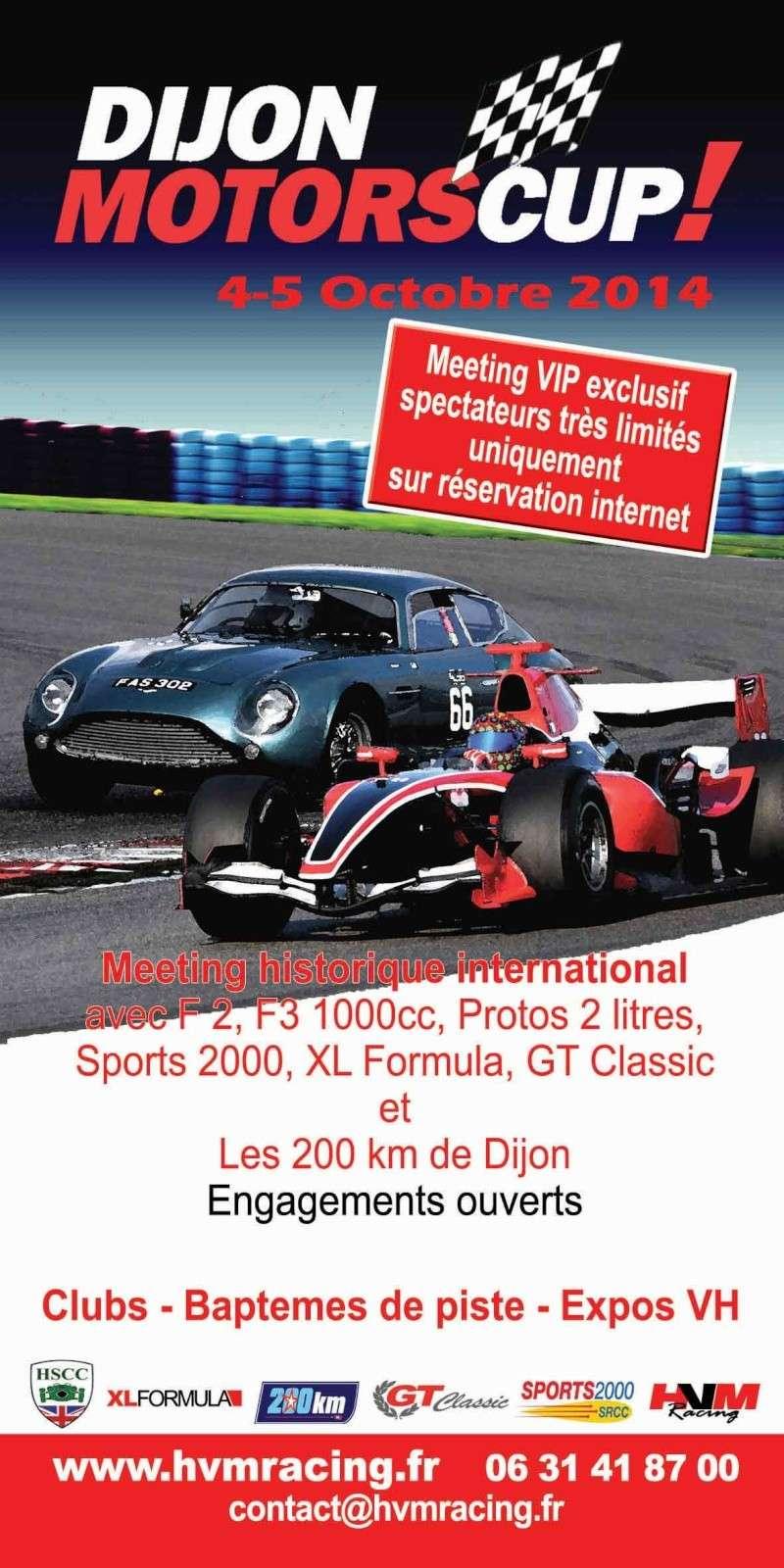 """Ma 944 Turbo Cup et sa saison """"piste"""" 2014 . - Page 6 Affich13"""