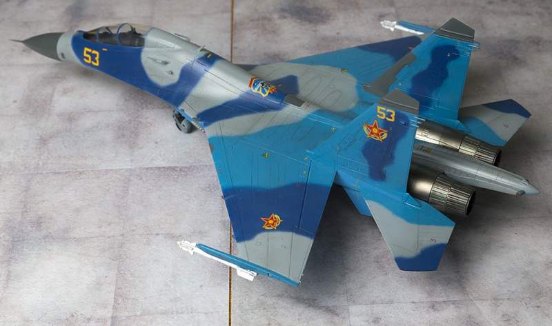 Four 1/72nd scale Flankers - Page 2 539610