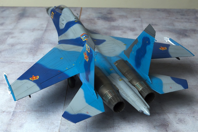 Four 1/72nd scale Flankers - Page 2 539710