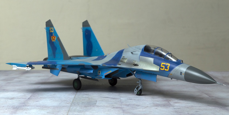 Four 1/72nd scale Flankers - Page 2 540110