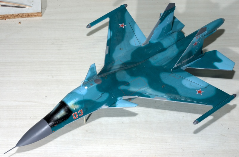 Four 1/72nd scale Flankers - Page 2 990810