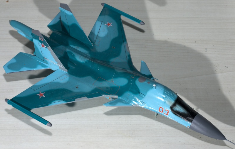 Four 1/72nd scale Flankers - Page 2 990910
