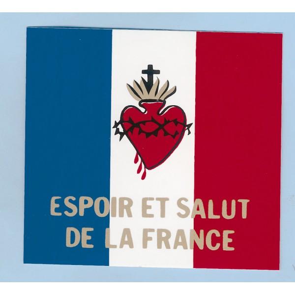 Claire Ferchaud et le coeur broyé de Jésus et son Sacré Coeur 2701-210