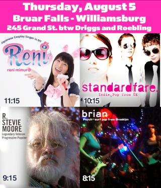 Reni goes to Williamsburg! Bruar_11