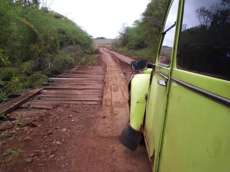 Vamos de paseo en un auto feo... P6280019