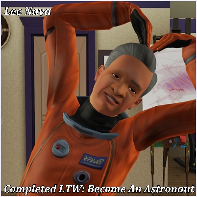 Buttonginger's LTWs & Careers Quest:Become An Astronaut Completed - Page 3 Leeltw10