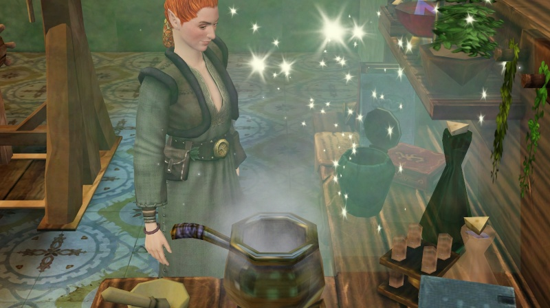 A Goodly Length in Times Past: Glimpses from Sims Medieval - Page 2 Scree501