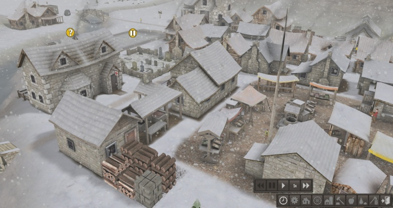 BG's been Banished: Game Play thread  Scree564
