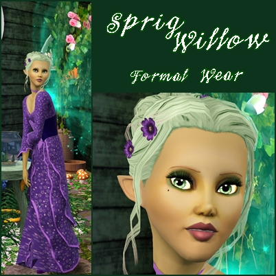 Sprig Willow ....a Fairy Sw310