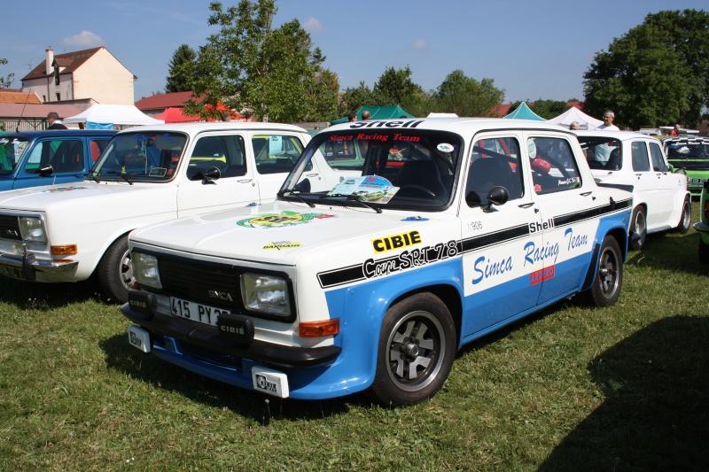 CR Concentration Internationale Simca en Bourgogne - 2014 Img_5212