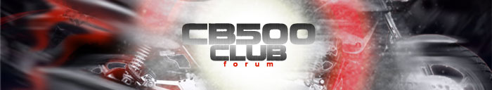 CB500 Club forum