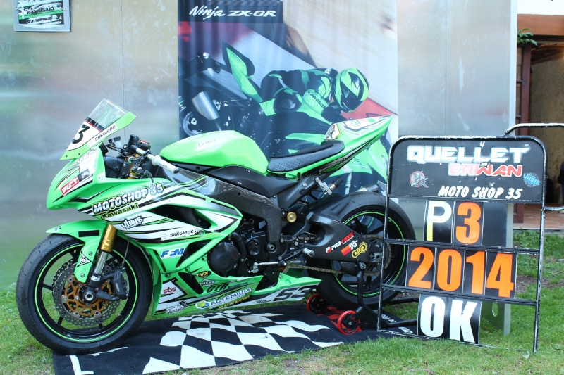 Kawasaki Zx6r 2014 piste/route 2800Km PROMOSPORT - 10900€ Img_3610