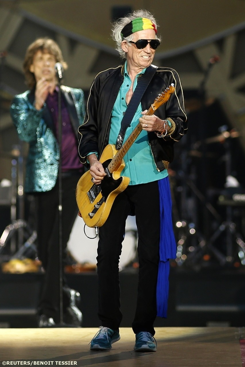 Demain SDF Rolling Stones 710