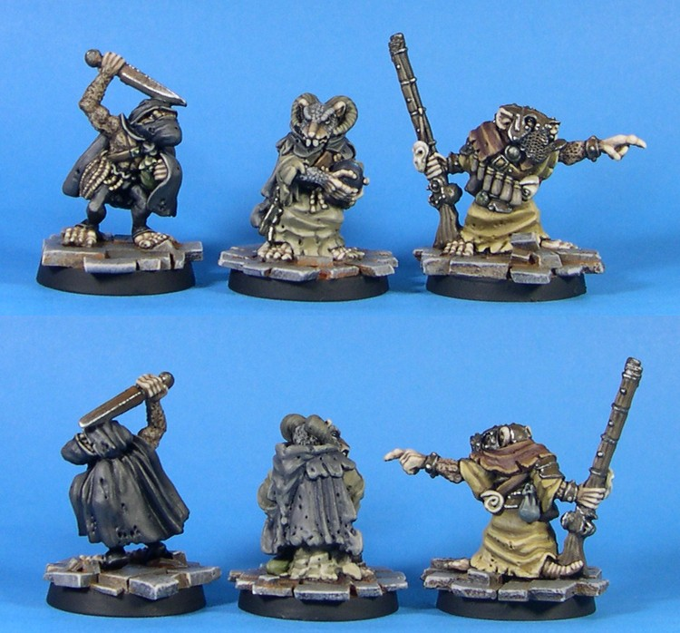 Floedebolle´s Undead Warband GD Winner painted! - Page 2 Skaven10