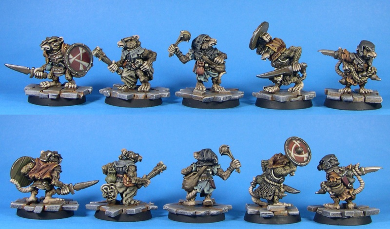 Floedebolle´s Undead Warband GD Winner painted! - Page 2 Skaven11